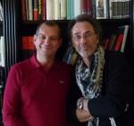 Die Autoren Jacky Dreksler und Hugo Egon Balder