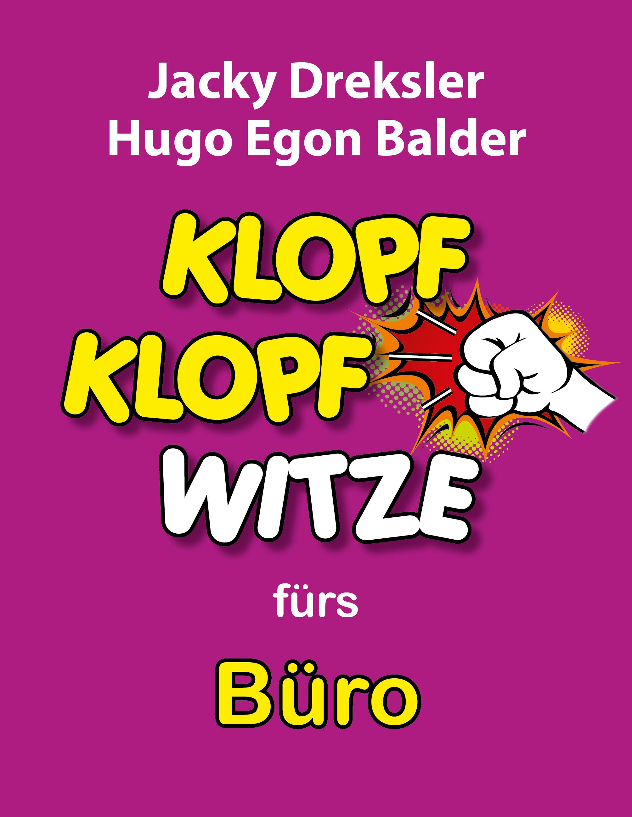 Cover: Klopf-Klopf-Witze fürs Büro