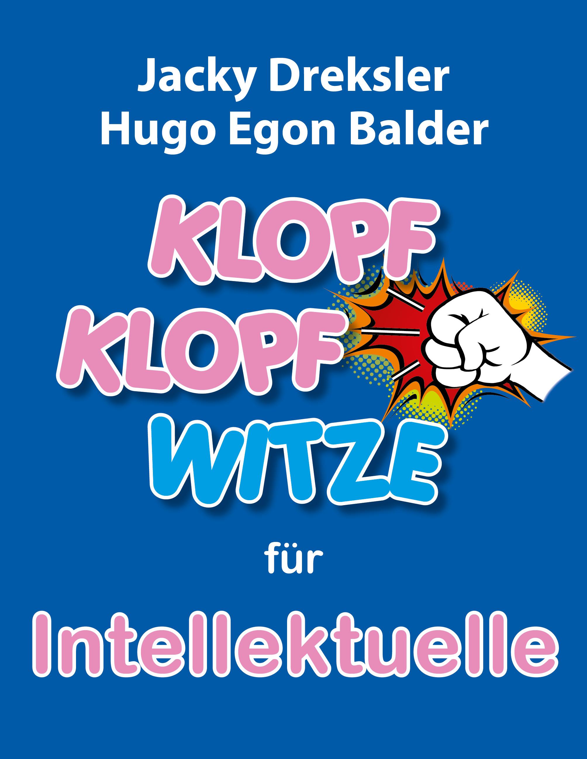 Cover: Klopf-Klopf-Witze für Intellektuelle