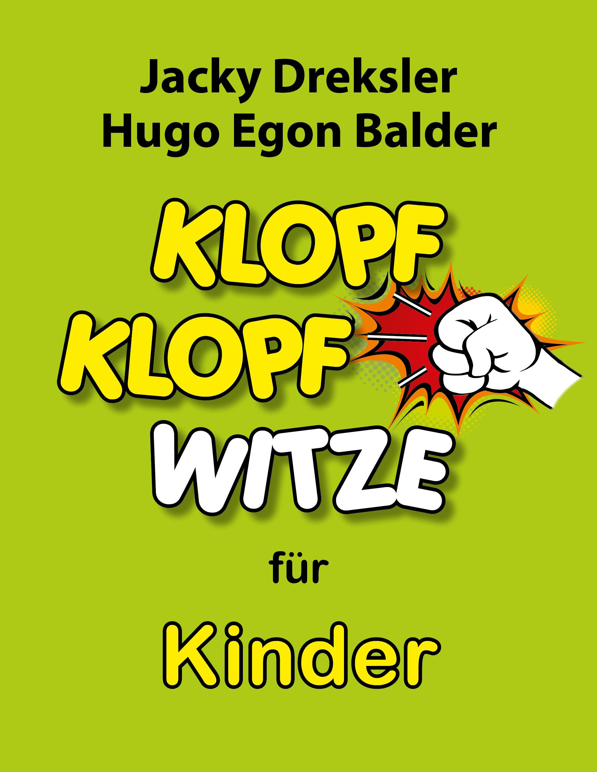 Cover: Klopf-Klopf-Witze für Kinder