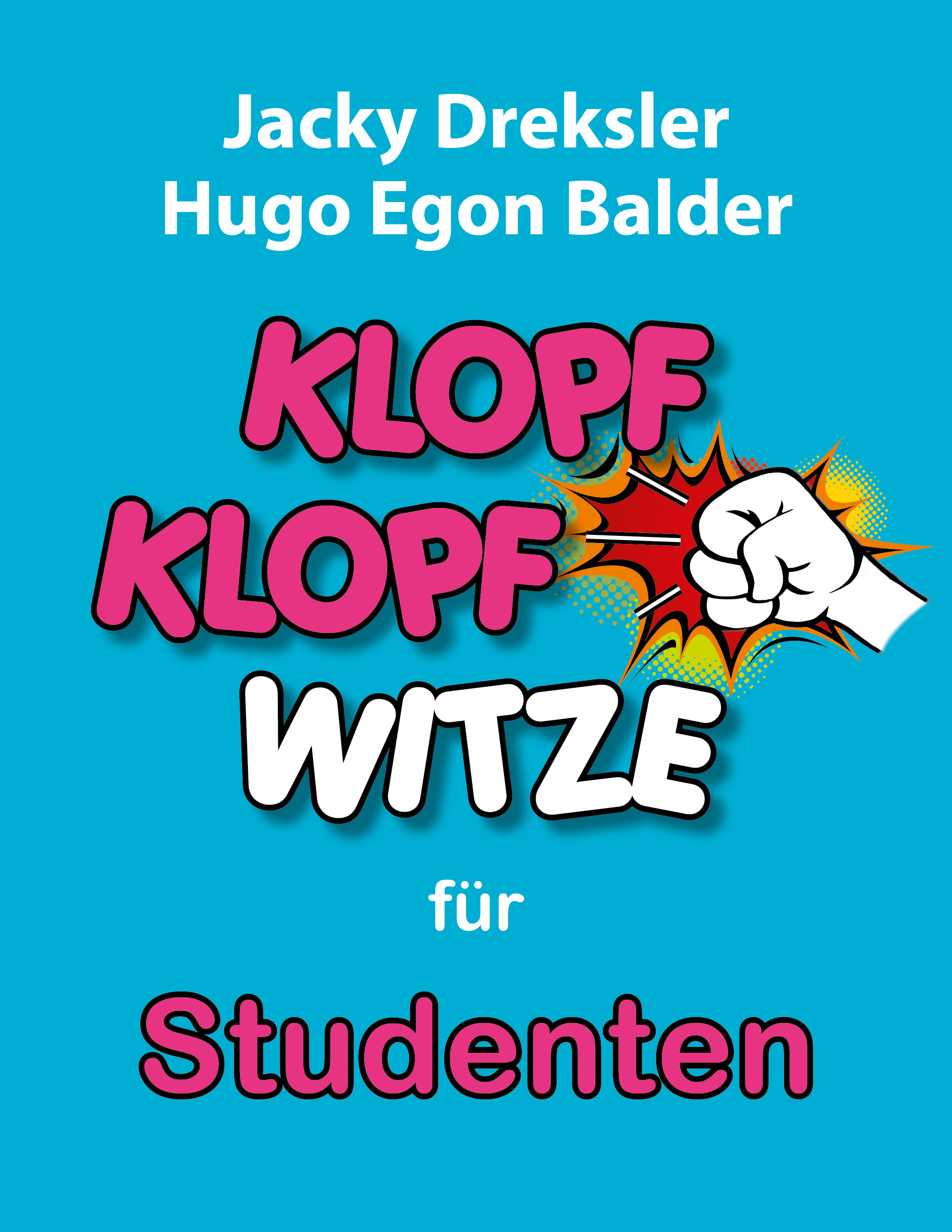 Cover: Klopf-Klopf-Witze für Studenten
